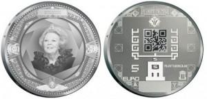 Dutch Coins QR Code